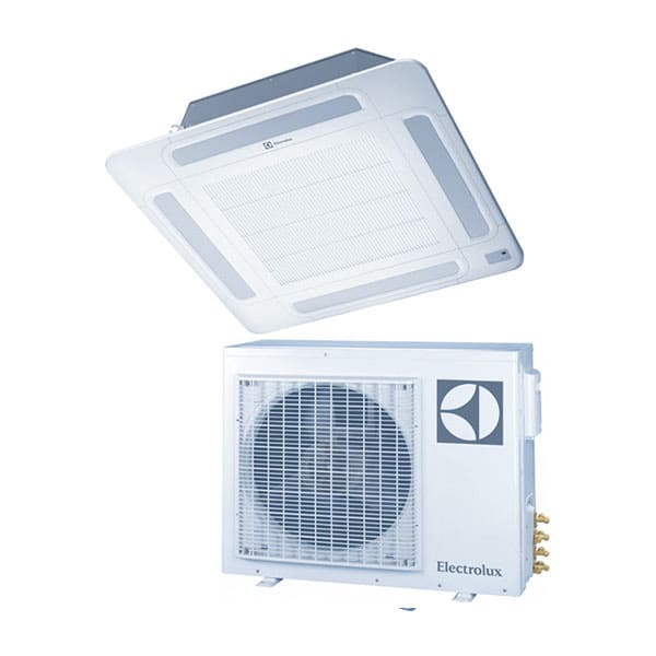 Кассетная сплит-система Electrolux EACС-18H/UP2/N3
