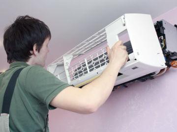 Профессиональный ремонт кондиционеров всех типов